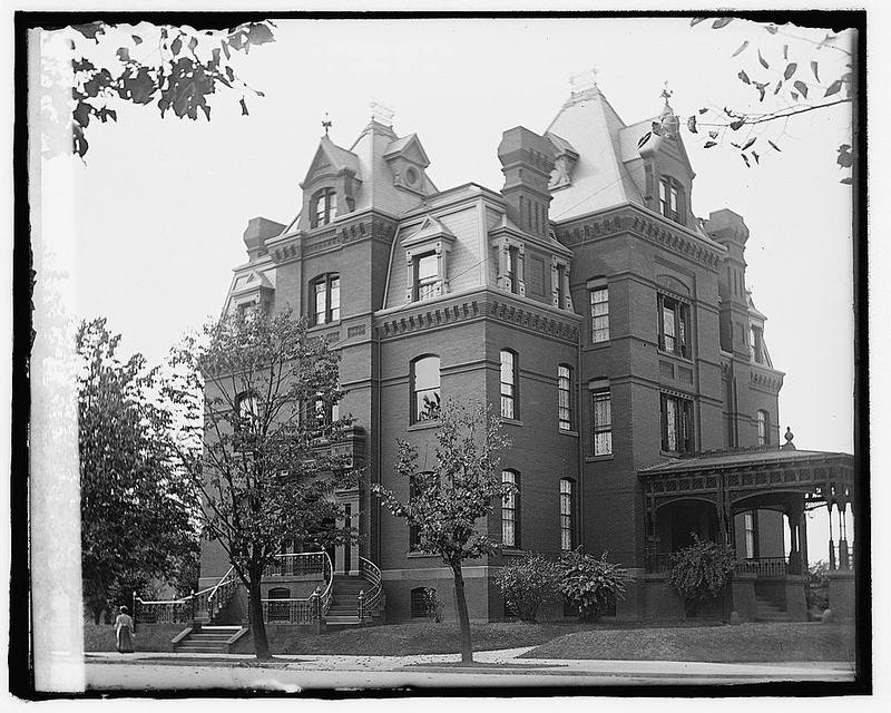 Blaine House, [between 1918 and 1920]