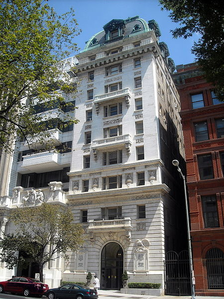 Hibbs Building (Folger Building), September 2008
