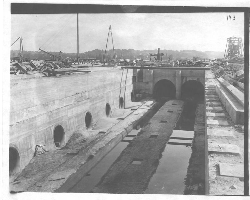 Historic Main Sewerage Pumping Station exterior