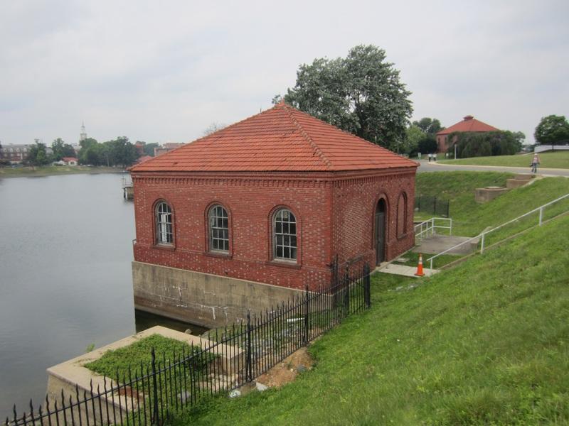 McMillan Park Reservoir