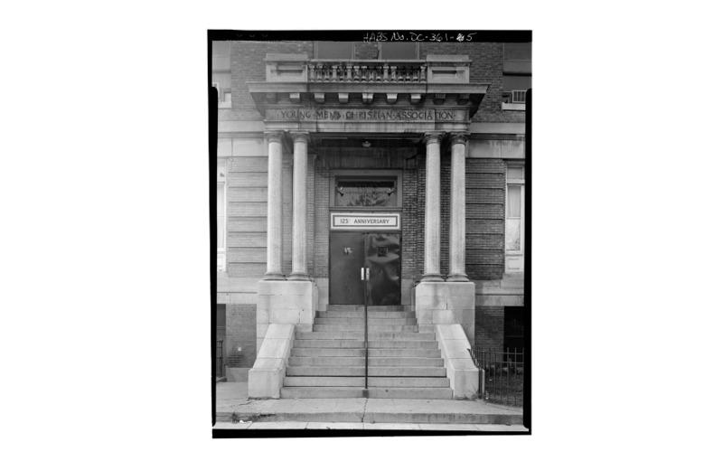 Twelfth Street YMCA Building, 1816 Twelfth Street Northwest, Washington, District of Columbia, DC,