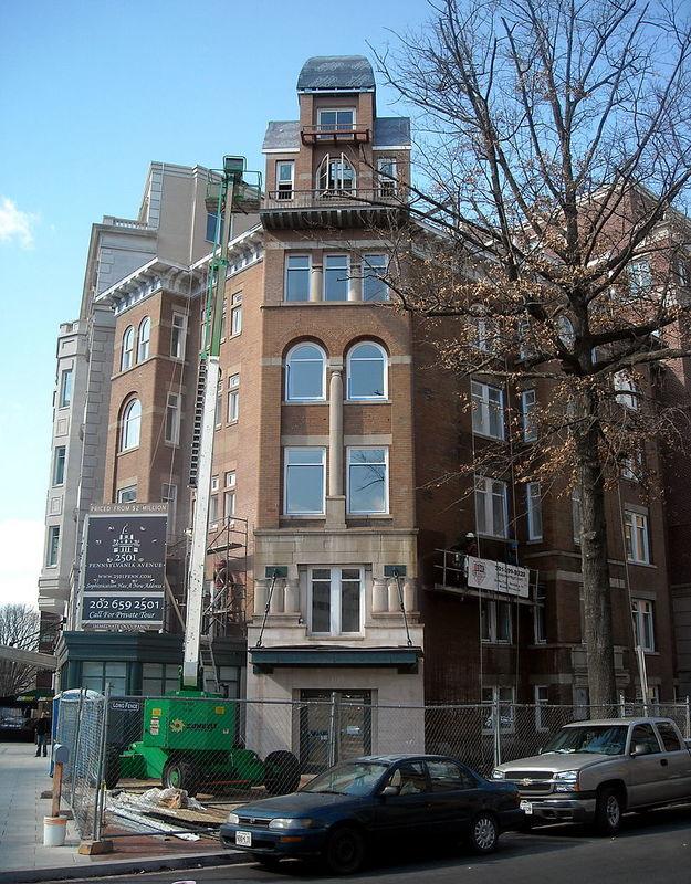 Luzon Apartment Building, Present Day