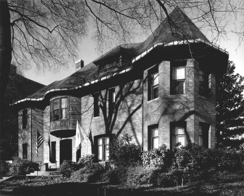 Sarah Adams Whittemore House, Exterior
