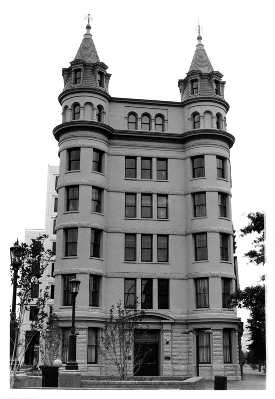 Apex Building, 633 Pennsylvania Ave., NW, facing east, 9/1988