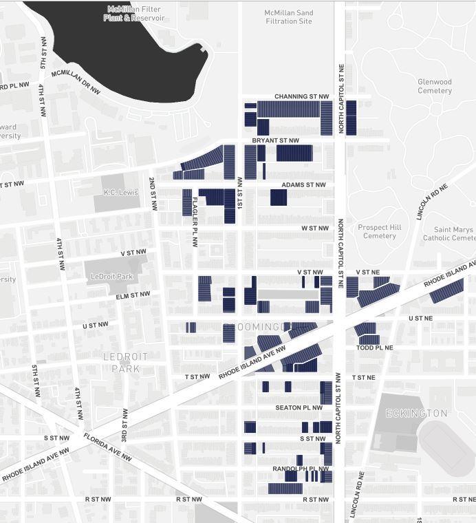 Deed restricted properties in Bloomingdale