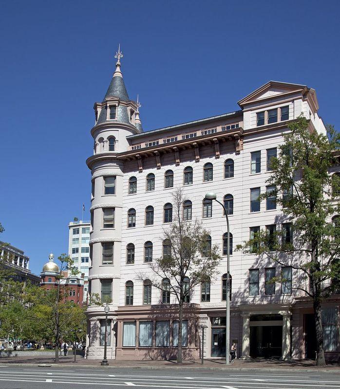 The Apex Building, Pennsylvania Ave., NW, Washington, D.C., 2010