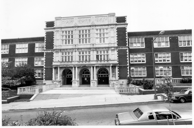 Central High School (Cardozo Senior High School) - The city's largest and most elaborate high school was built 1914-1916 as the successor to Washington High School.   DC Historic Sites