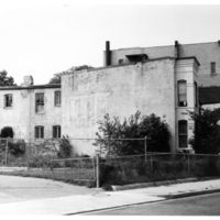 Evans-Tibbs House, Side View