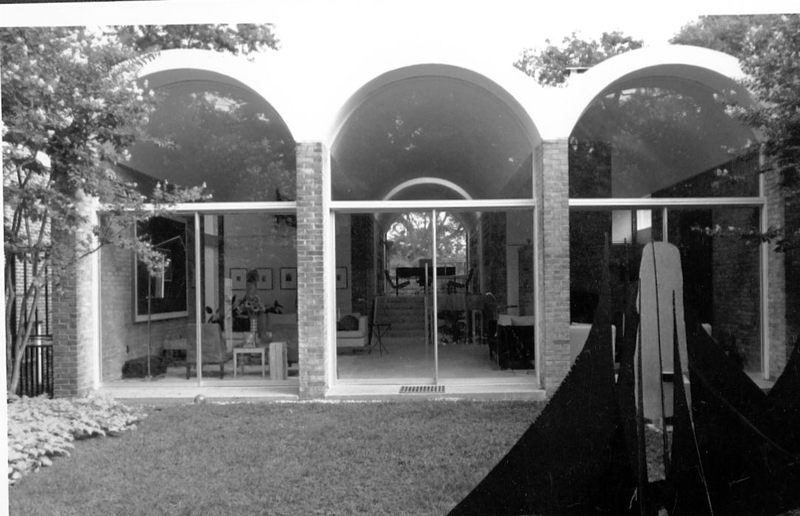 William Slayton House, Exterior