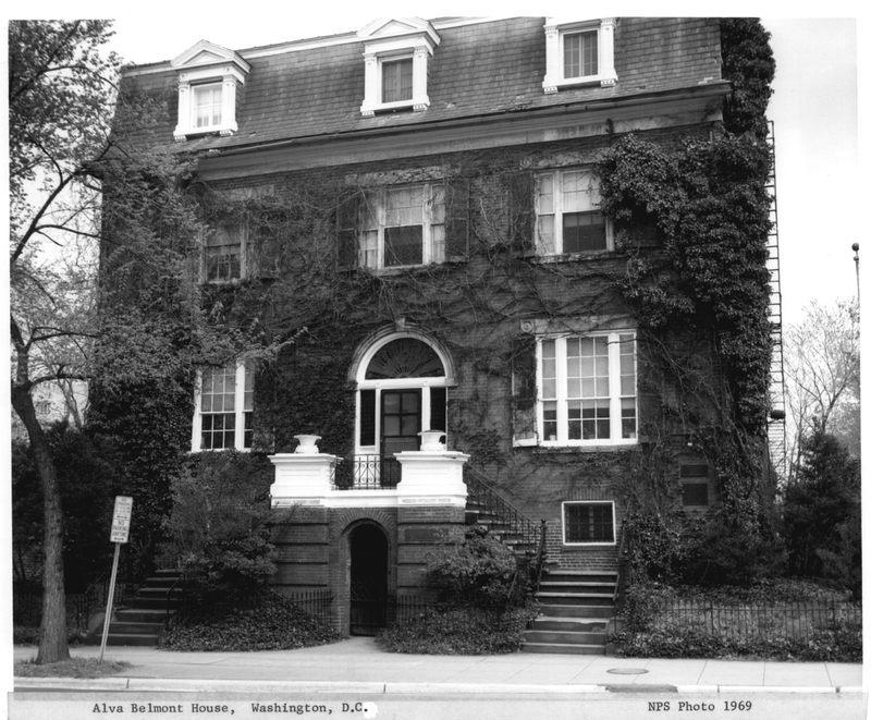 Alva Belmont House, 1969
