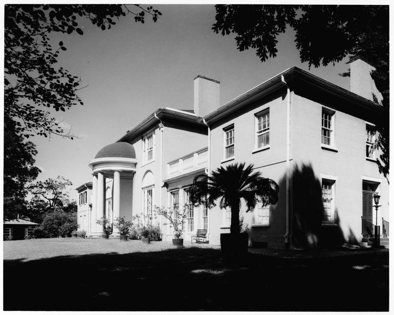 Tudor Place, 1971